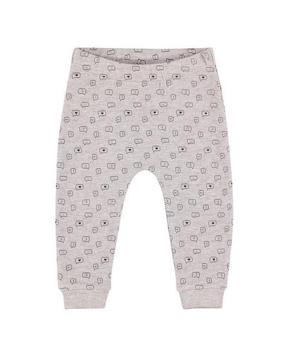 Sweatbroek allover print